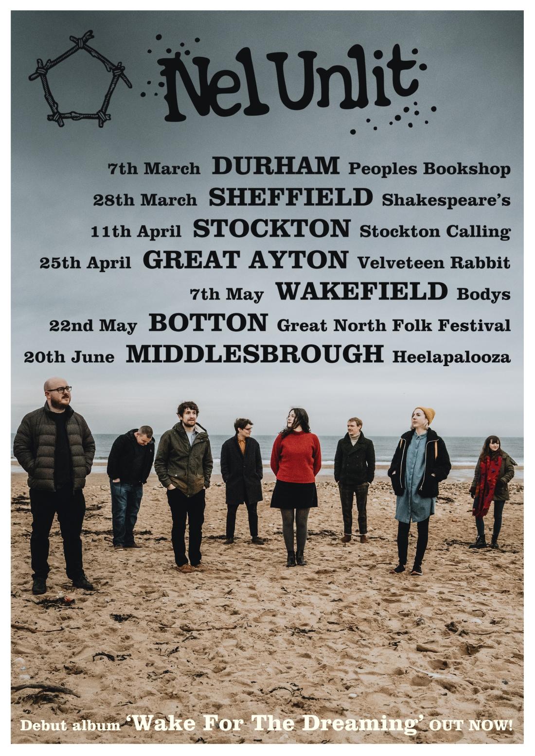Spring tour poster